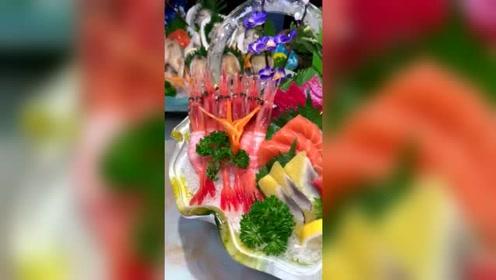 深圳一家适合情侣约会的宝藏餐厅,海鲜很哇塞!