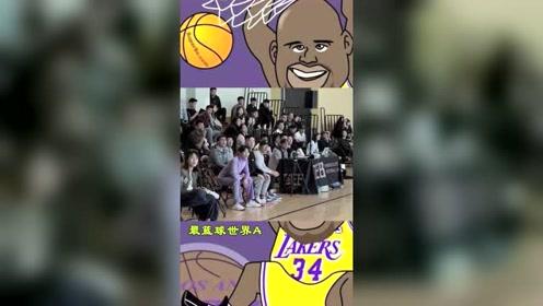 孙悦现身华人篮球联赛,史上唯一一个,拥有CBA和NBA冠军戒指的人!