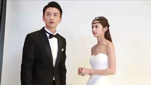 《舒克与桃花》花絮:颖儿、陈晓拍摄婚纱幕后,两人甜蜜溢出屏幕
