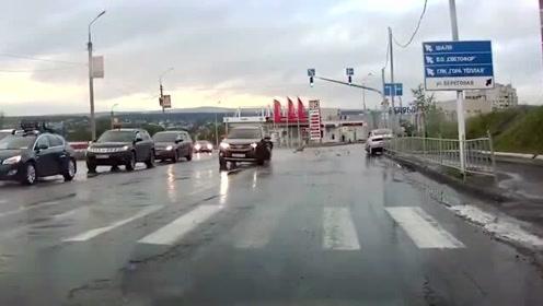 交通事故合集20:三分鐘