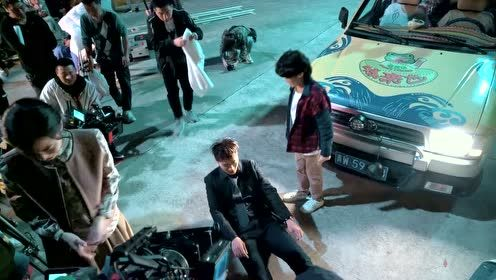 Behind the scenes: Real man Shan Junhao, little accident is nothing|Forget You Remember Love