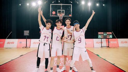 【集锦】周峻纬关键三分带走比赛!演员A队获篮球3V3冠军