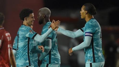 联赛杯-南野拓实琼斯齐双响 利物浦7-2大胜晋级静待枪手