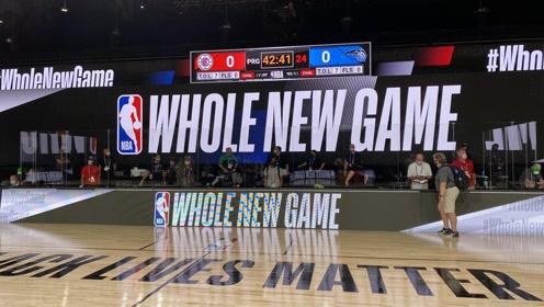 NBA最新检测结果出炉!检测546名球员确诊48人令人担忧