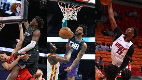 盘点NBA本赛季截至目前3大隔人暴扣 你pick谁?