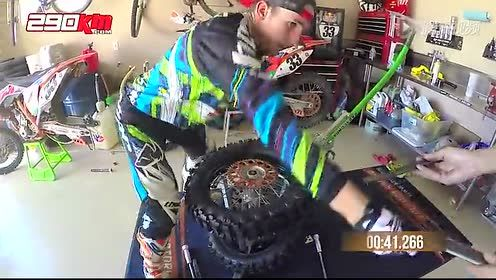 Taylor Robert Rabaconda Tire Change