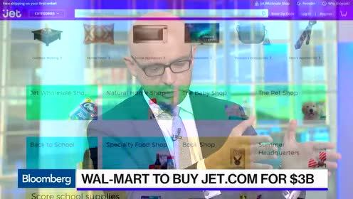 Is Walmart's Deal to Jet.com for $3B a 'Despe