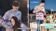 拜托了衣橱孙杨当场被摸腹肌,刘恺威不服隔空比身材