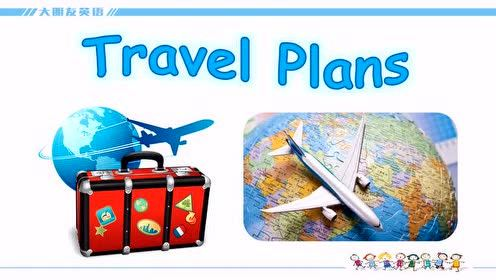 New starting point fourth grade English Vol. 2 Unit 3 Travel plans
