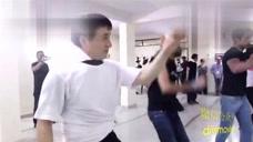 电影《功夫瑜伽》成龙幕后练舞花絮