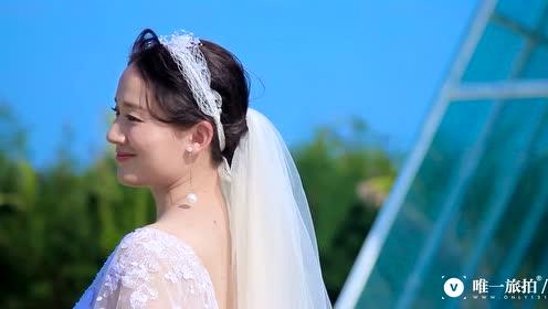唯一婚纱_唯一婚纱沙滩