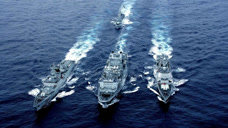 挺进深蓝,中国海军万里远征磨练利剑!