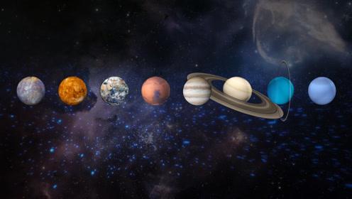 科普101:一个视频了解我们生活的太阳系