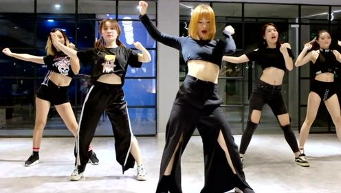 《酒吧领舞》学员成品舞