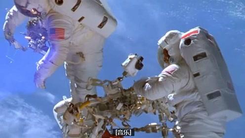 航空航天科技,宇航员的太空之旅,珍贵的太空
