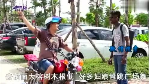 爆笑视频:老表搞笑配音!
