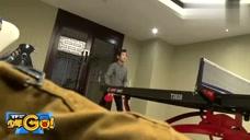 王源千玺对战乒乓球,王俊凯上场画风突变,舔屏最后近镜头安利!