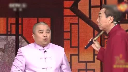 贾旭明相声《我爱诗词》 ,冯巩成了新一代接生