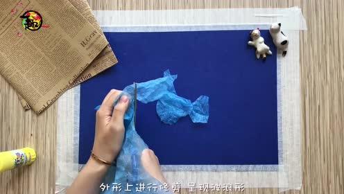 湘美版一年级美术上册第9课 撕纸添画