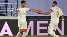 西甲皇马对阵阿拉维斯比赛集锦:本泽马点球破门助攻阿森西奥打空门!图标