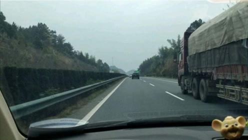 高速公路变道超车技巧,实录详解,特别适合新手观看