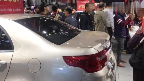 新款的吉利轿车真是太便宜了,售价只要4万多起步,还是国产车好