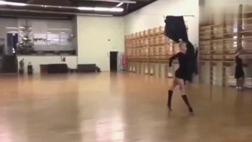 拉丁舞:我是老实人有啥说啥,就喜欢这种跳舞的小姐姐