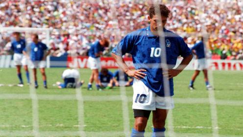 你可以不喜欢意大利队 但是你却无法拒绝罗伯特巴乔