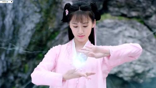 古风歌曲《同心而语》,袁冰妍演唱的琉璃彩蛋曲,越听越好听