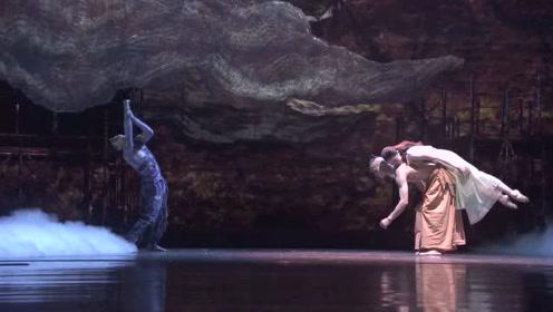 音乐剧《重生》片段——舞蹈《生生不息》  表演者:朱凤伟 庞佩翎 陈诗霏