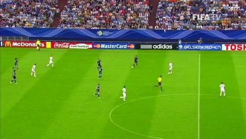 珍贵视频 阿根廷行云流水的团队配合进球 世界杯