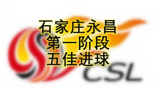 中超第一阶段五佳进球集锦-石家庄永昌
