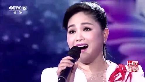 美女歌手易秒英《瑶族舞曲》,歌声空灵优美,让人瞬间沦陷!