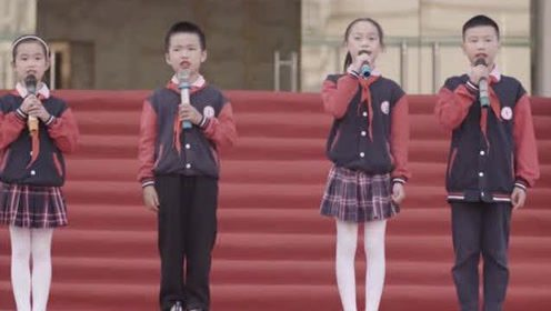 爱国主义教育经典诵读活动参赛视频-南昌五中