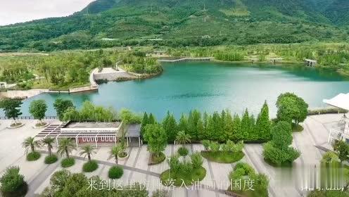 郴州旅游景区里面的房子,安静自在的生活
