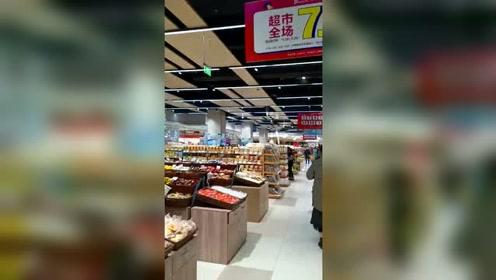 视频5:江都金鹰金城市中心(金鹰超市内部)