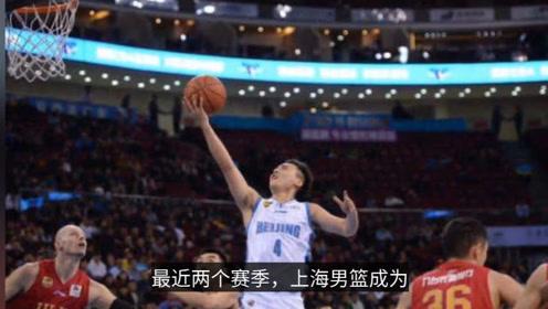 北京首钢旧将正式离队!被土豪球队上海男篮放弃,恐就此告别CBA