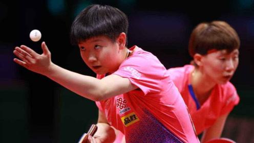 陈梦、孙颖莎2人去奥运稳了?两人对比丁宁刘诗雯,各有大优势?