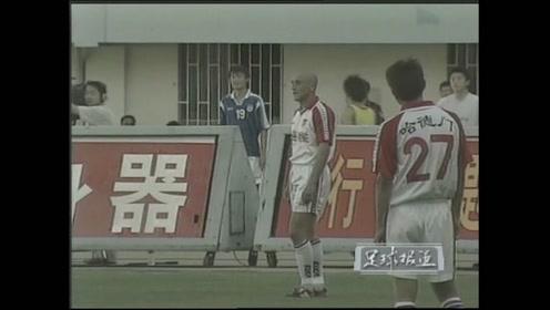 2002年甲A第8轮:江晖金球救主,青岛1:0击败云南结束三连败