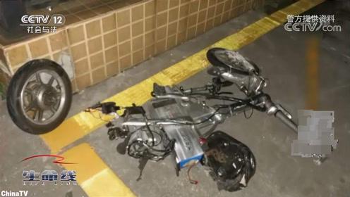 气愤!58岁代驾司机被撞当场身亡,肇事车竟拖着电动车狂飙逃逸