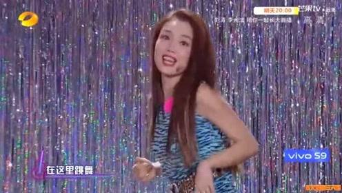 """容祖儿复古表演""""大家一起来"""",简直太美了!"""