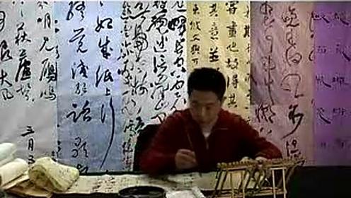陈海良书法创作