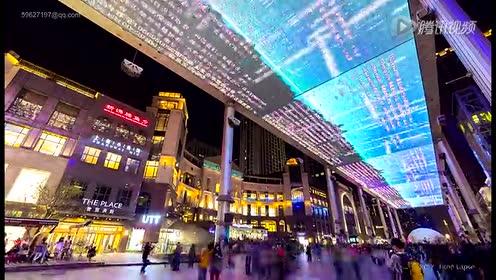 腾讯设计师耗时三年拍摄绝美北京延时摄影大片