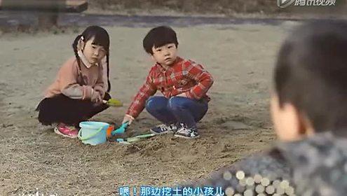 韩国搞笑广告    五岁小正太演技翻天了
