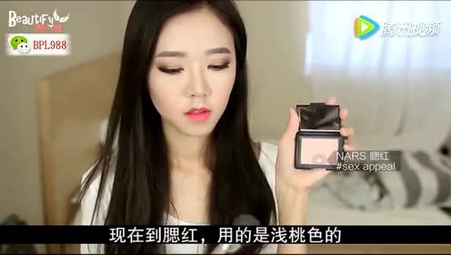 日常化妆过程中 修容和打高光的一些技巧