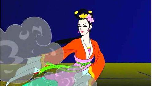 苏教版五年级语文上册10 嫦娥奔月_经典童话故事Flash动画