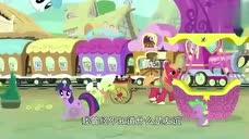 小马宝莉第七季:小马出一次们要带几十个行李箱,醉了