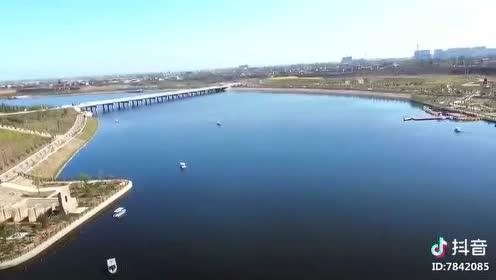 抖音阎良——石川河