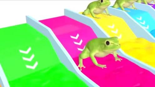 一年级语文下册识字3 小青蛙