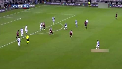 C罗厉害的头球!尤文1-0胜米兰夺意大利超级杯